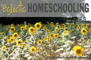 TheHomeSchoolMom: Eclectic Homeschooling
