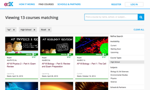 Resource of the Week: edX Free Online AP Courses
