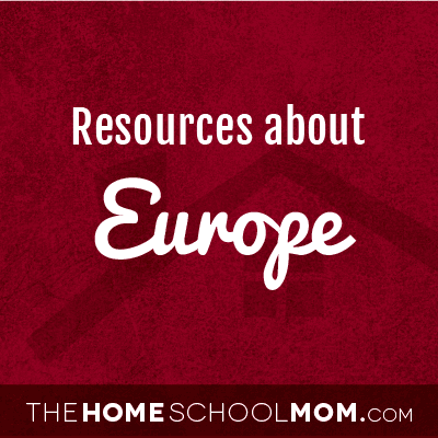 Resources about Europe
