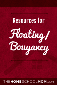 Resources about floating/bouyancy