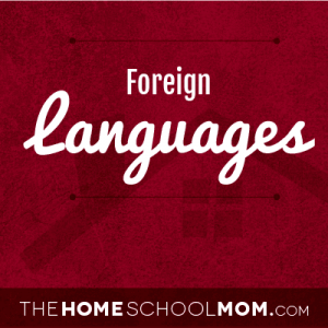 Homeschool resources for foreign languages