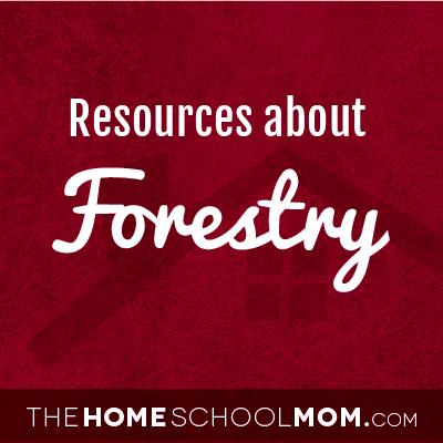 Resources about forestry