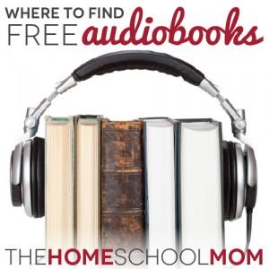 Free Audiobooks for Homeschooling