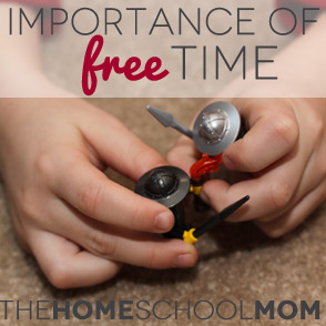 TheHomeSchoolMom: The Importance of Free Time