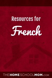 Resources for French