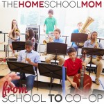 TheHomeSchoolMom Blog: From School to Homeschool Co-op