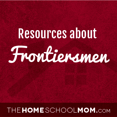 Resources about frontiersmen