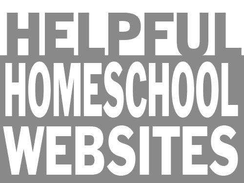 TheHomeSchoolMom: List of helpful homeschool websites
