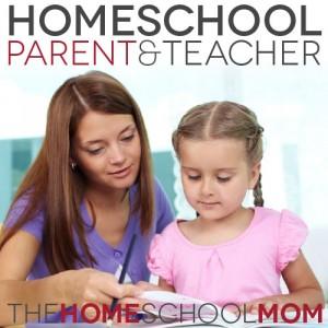 When mom is also teacher
