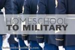 TheHomeSchoolMom: Homeschool to Military