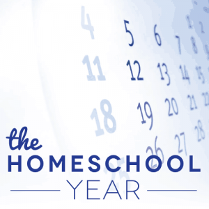 TheHomeSchoolMom: The Homeschool Year