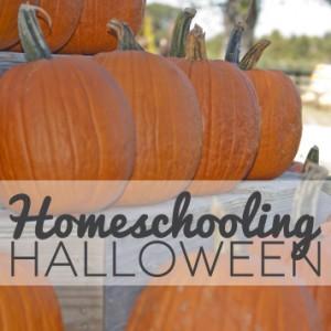 Homeschooling Halloween