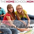 Homeschooling Multiple Children
