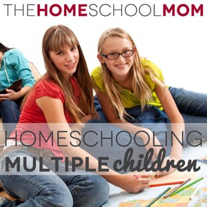 Homeschooling Multiple Children