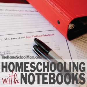 TheHomeSchoolMom: Homeschool Notebooking