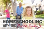 TheHomeSchoolMom: Homeschooling with the Moore Formula