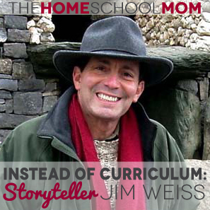 Instead of Curriculum: Storyteller Jim Weiss