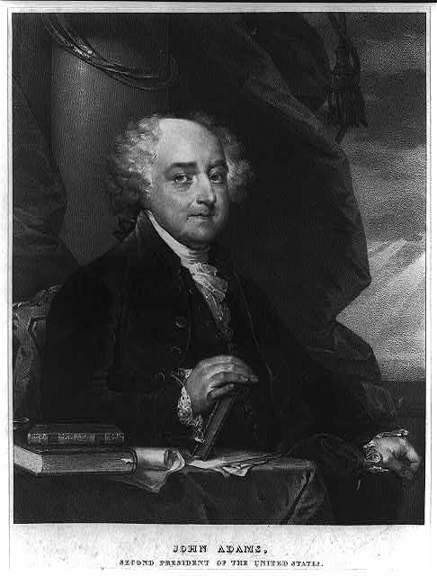TheHomeSchoolMom President Resources: John Adams