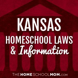 Kansas Homeschool Law