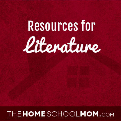 Homeschool resources for Literature