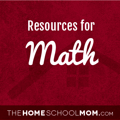 Homeschooling resources for Math