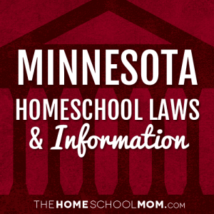 Minnesota Homeschool Laws & Information