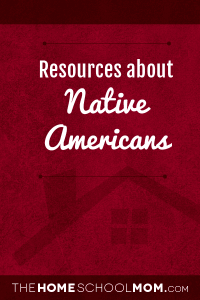 Resources about Native Americans