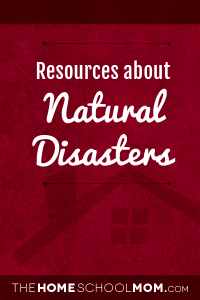 Resources about Natural Disasters