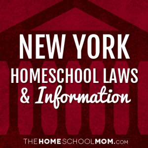 New York Homeschool Laws & Information