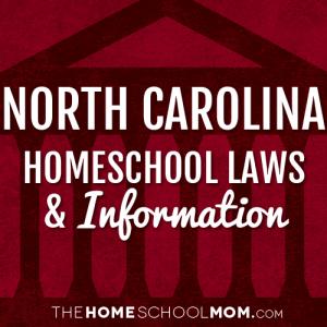 North Carolina New York Homeschool Laws & Information