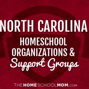 North Carolina Homeschool Organizations & Support Groups