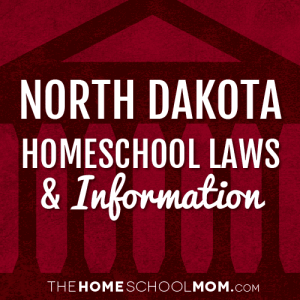 North Dakota New York Homeschool Laws & Information