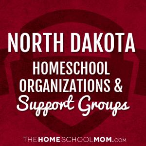 North Dakota Homeschool Organizations & Support Groups