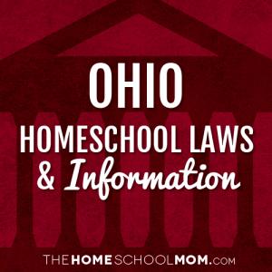 Ohio New York Homeschool Laws & Information