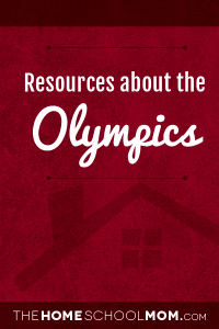 Resources about the Olympics