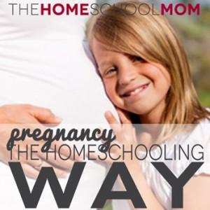 TheHomeSchoolMom: Pregnancy the homeschooling way