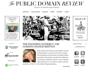 Resource of the Week: The Public Domain Review
