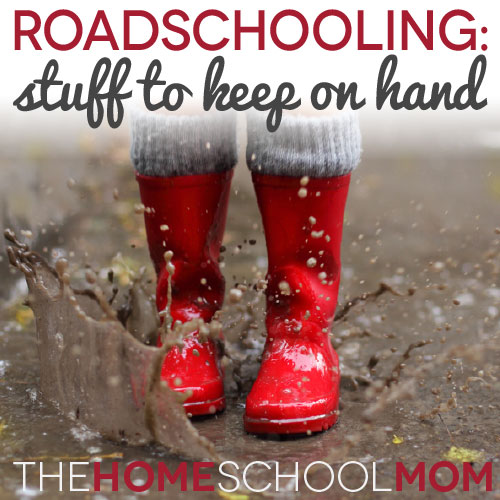 Roadschooling: My list of