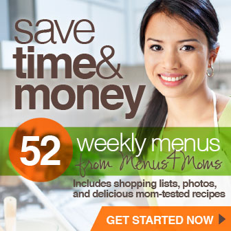 52 Week Dinner Menu Plan Pack with Shopping Lists, Photos, and Recipes