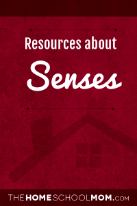 Resources about five senses
