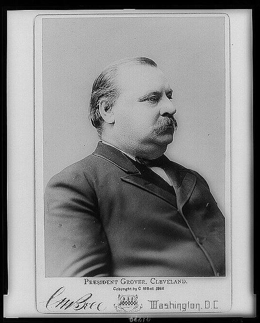 TheHomeSchoolMom President Resources: Grover Cleveland