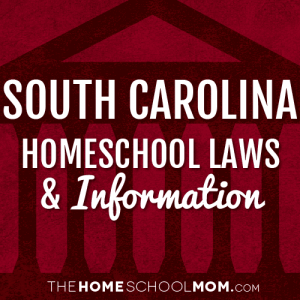South Carolina New York Homeschool Laws & Information