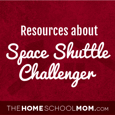 Resources about the Space Shuttle Challenger