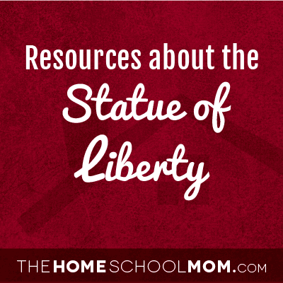 Resources about the Statue of Liberty