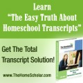 Total Transcript Solution for Homeschoolers