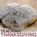 Teaching History: Thanksgiving