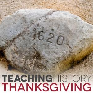 Teaching History: Thanksgiving