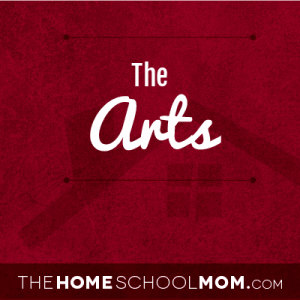 Homeschool resources for the arts