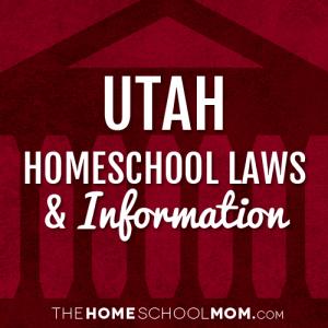Utah New York Homeschool Laws & Information