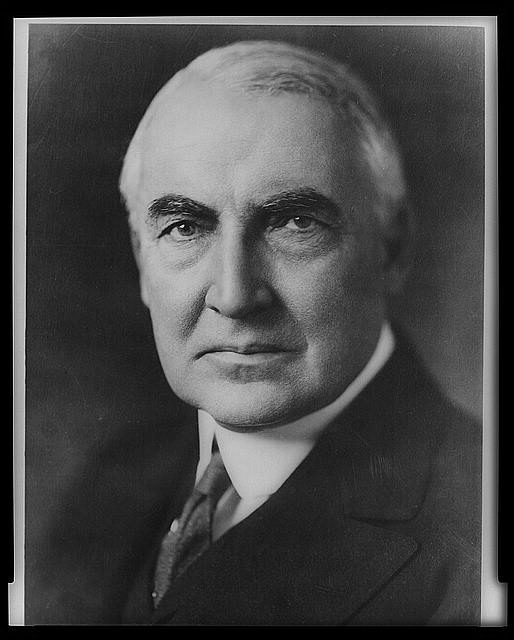 TheHomeSchoolMom President Resources: Warren G. Harding